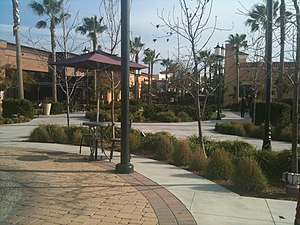 English: Otay Ranch Town Center mall in Chula ...