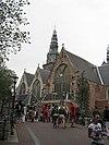 oude kerk-amsterdam