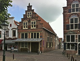 Oudewater - The weigh house in 2012
