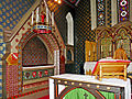 Our Lady and St Wilfrid Church, Warwick Bridge chancel by Rose and Trev Clough Geograph 4303912.jpg