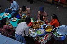 Burma Cafe Burmese Restaurant Daly City