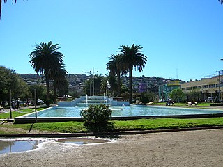 Ovalle City and Commune in Coquimbo, Chile