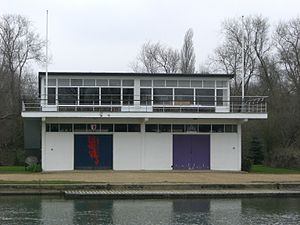 New College Boathouse
