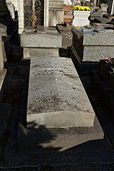 Tomb of Johnston