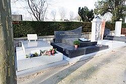 Français: Victimes du 8 février 1962