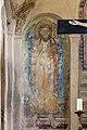 Pürgg Johanneskapelle Fresko Johannes der Täufer.JPG