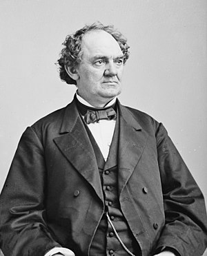 English: Photograph of P.T. Barnum.