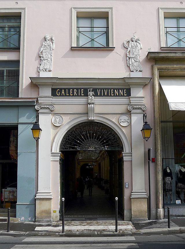 Rue Vivienne Wikiwand