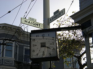 Haight and Ashbury 4:20