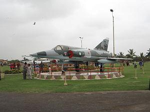PAF Museum, Karachi - Image: PAF Museum Karachi, Pakistan 03