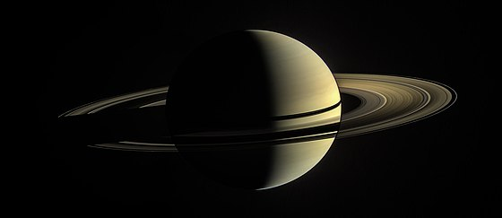 Saturn by the Cassini-Huygens mission PIA12567-PlanetSaturn-NaturalColor-20180716.jpg