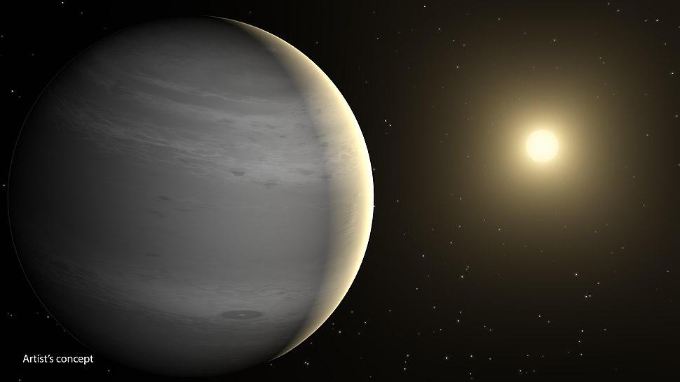 PIA19344-HeliumShroudedPlanet-ArtistConcept-20150611