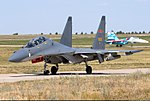 PLAAF Sukhoi Su-30MKK at Lipetsk Air Base.jpg