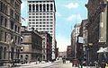 POSTCARD Detroit Griswold street 1909.jpg