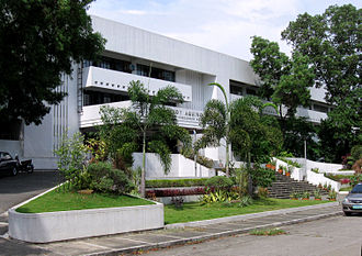Polytechnic University of the Philippines College of Law - The PUP College of Law is located at the NALLRC building.