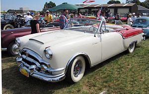 Packard Caribbean - 1954 Packard Caribbean Convertible