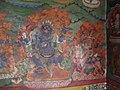 Painting on wall in Lamayuru Monastery.jpg