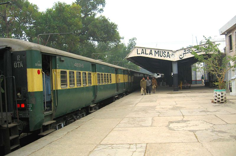 Pakistan Railways, Lalamusa Jn, 2.jpg