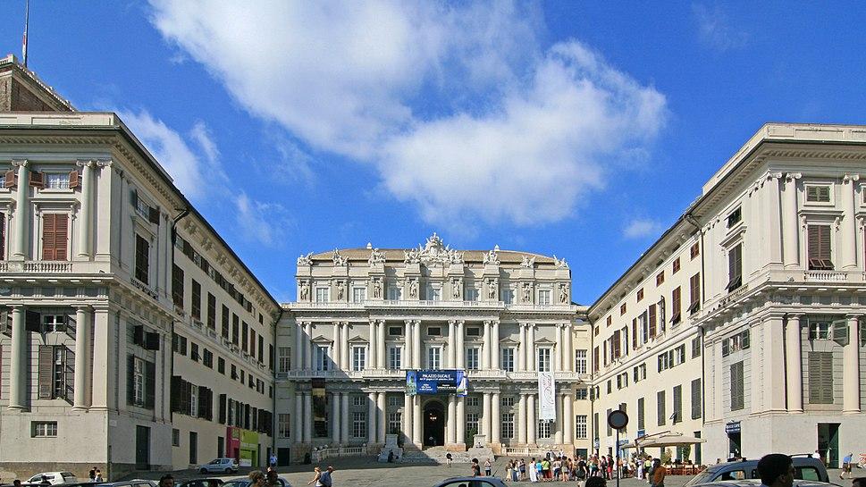 Palazzo Ducale Genoa