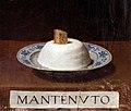 Pale degli accademici della crusca, mantenuto 2 (baldassarre suarez), post 1650, pane che assorbe liquido della ricotta (attr. a lorenzo lippi).jpg