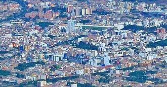 Trujillo metropolitan area (Peru) - Trujillo City