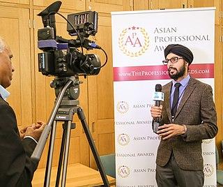 Param Singh (executive) British executive and philanthropist