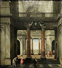 Vestibule of a Palace