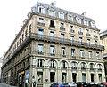 Paris 9 - Immeubles autour église de la Trinité -858.JPG