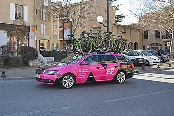 EF Education First Pro Cycling Team - Wikipedia, la