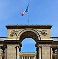 Paris Palais Légion d'Honneur porche 2014.jpg