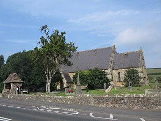 Wick, Gloucestershire village in United Kingdom
