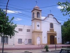 Maipú, Mendoza - Image: Parroquia Candelaria