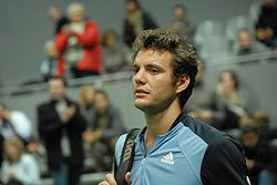 Paul-Henri Mathieu at the 2008 Masters France 2.jpg