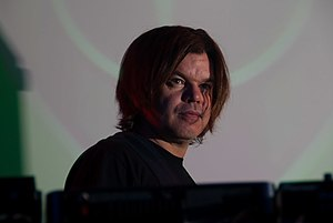 Celebration (Madonna song) - Paul Oakenfold (pictured) co-wrote and co-produced the song