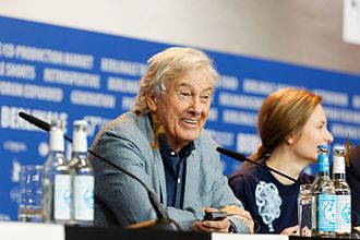67th Berlin International Film Festival - Paul Verhoeven at press conference at Berlinale 2017