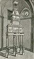 Pavia arca sepolcrale di San Lanfranco nella chiesa omonima xilografia di Barberis.jpg