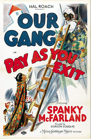 Pay as You Exit - Film poster