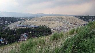 Payatas - Payatas dumpsite, 2007