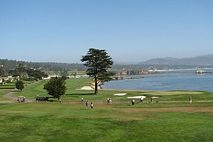 William Herbert Fowler - Fowler redesigned the 18th hole of the Pebble Beach Golf Links.