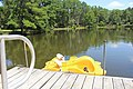 Pedal boat and lake, General Coffee State Park.jpg