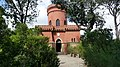 Pegli, parc Durazzo Pallavicini, château du Capitaine.jpg