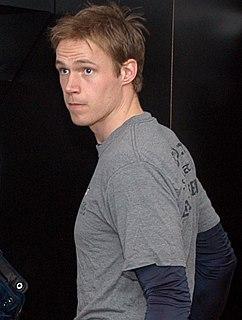 Pekka Rinne Finnish ice hockey player