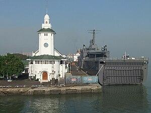 Pelabuhan Ujung Surabaya