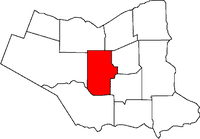 Location of Pelham