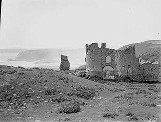 Pennard castle, Gower