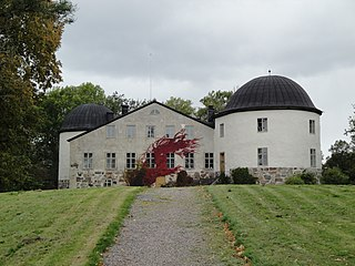 Penningby castle was built in the 1440s and is one of the best preserved castles of the Gustav Vasa period.