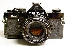 Pentax k1000 (1976-1997).