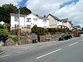 Penygarn Road houses at the Churchwood Close junction, Pontypool - geograph.org.uk - 2429723.jpg
