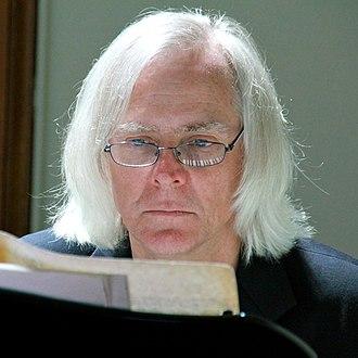 Peter Allen (composer) - Peter Allen at the piano 2010