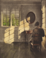 Peter Ilsted - Solskin - 1909.png